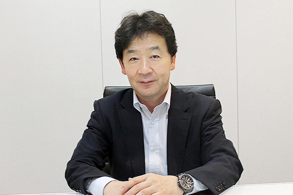 代表取締役社長 板山 康男